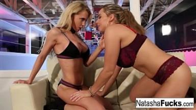Natasha Nice Lesbian Fun