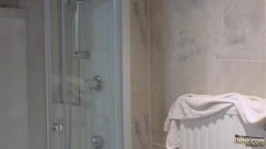 Teen Has Hot Sex In Bedroom With Hot Man